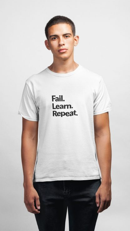 Fail. Learn. Repeat.